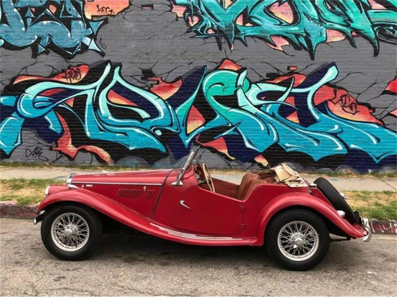 Large Picture of Classic 1955 TF - $22,500.00 Offered by Sports Car LA - Q5ES