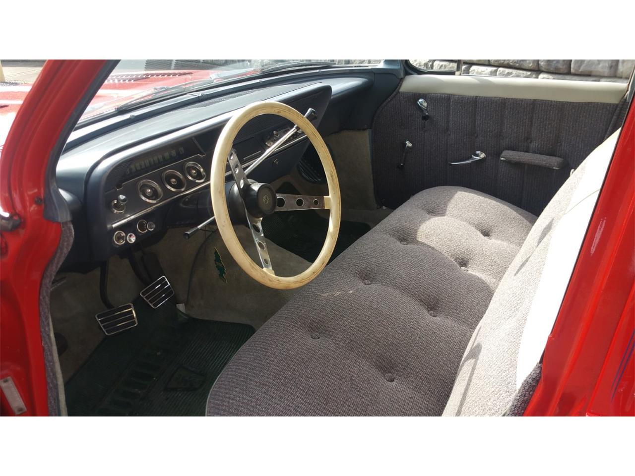 Large Picture of '61 Sedan - Q5VT