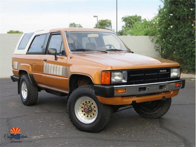 Picture of '84 4Runner - QAMB