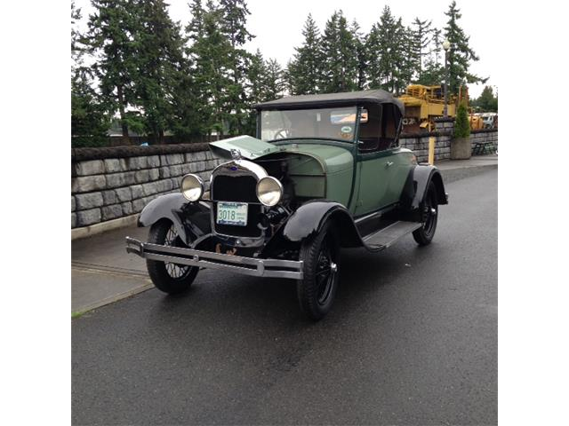 Picture of '28 Roadster - Q5VU