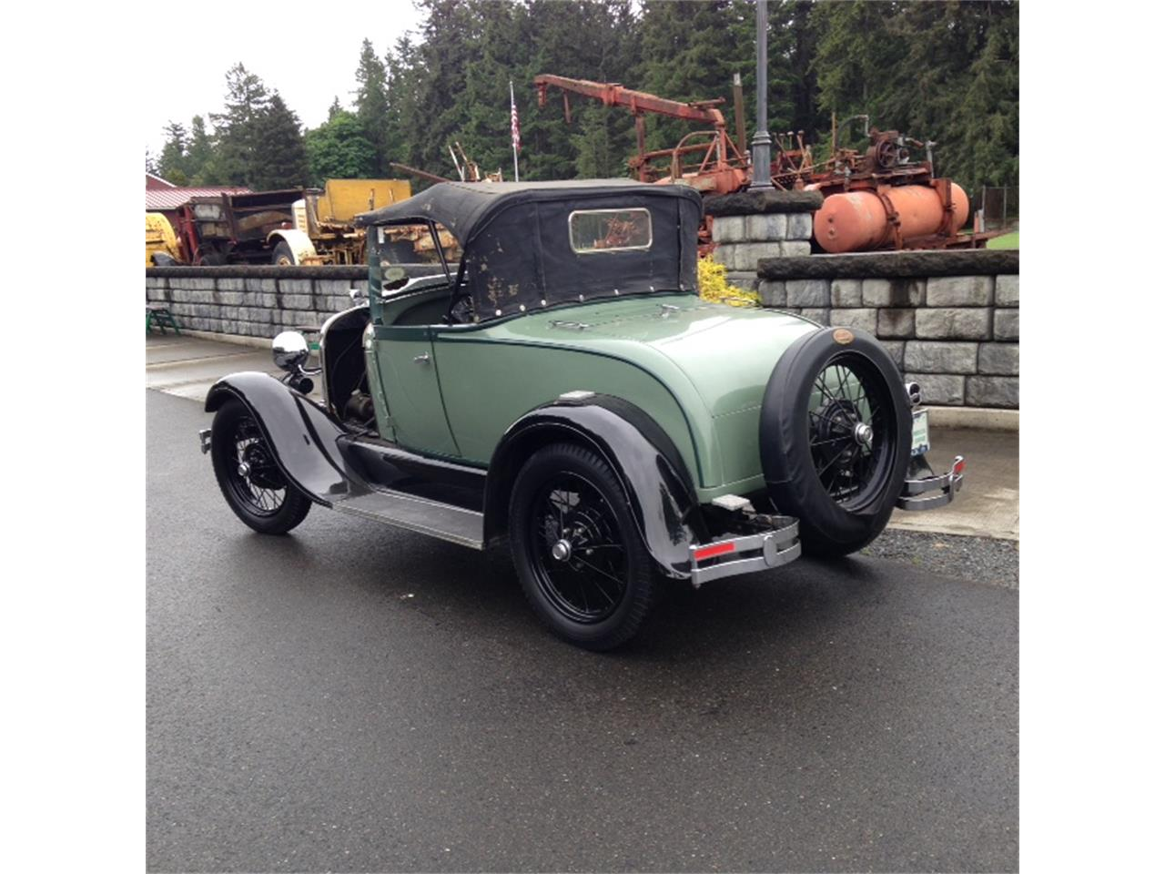 Large Picture of '28 Roadster - Q5VU