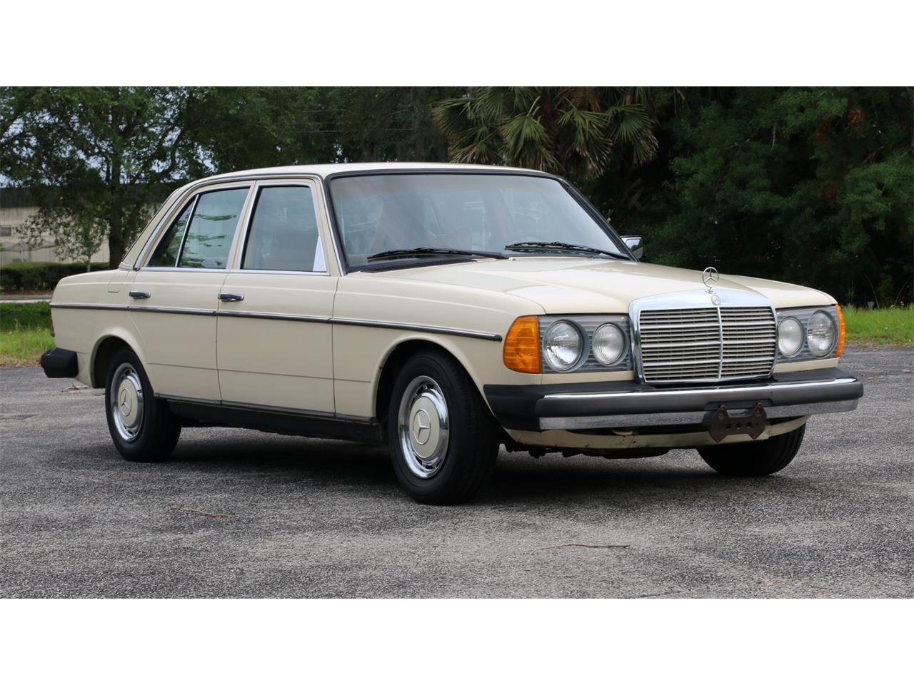 Large Picture of 1977 240D - QAMC