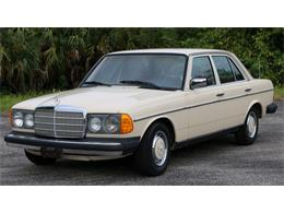 Picture of '77 Mercedes-Benz 240D Auction Vehicle Offered by Bring A Trailer - QAMC