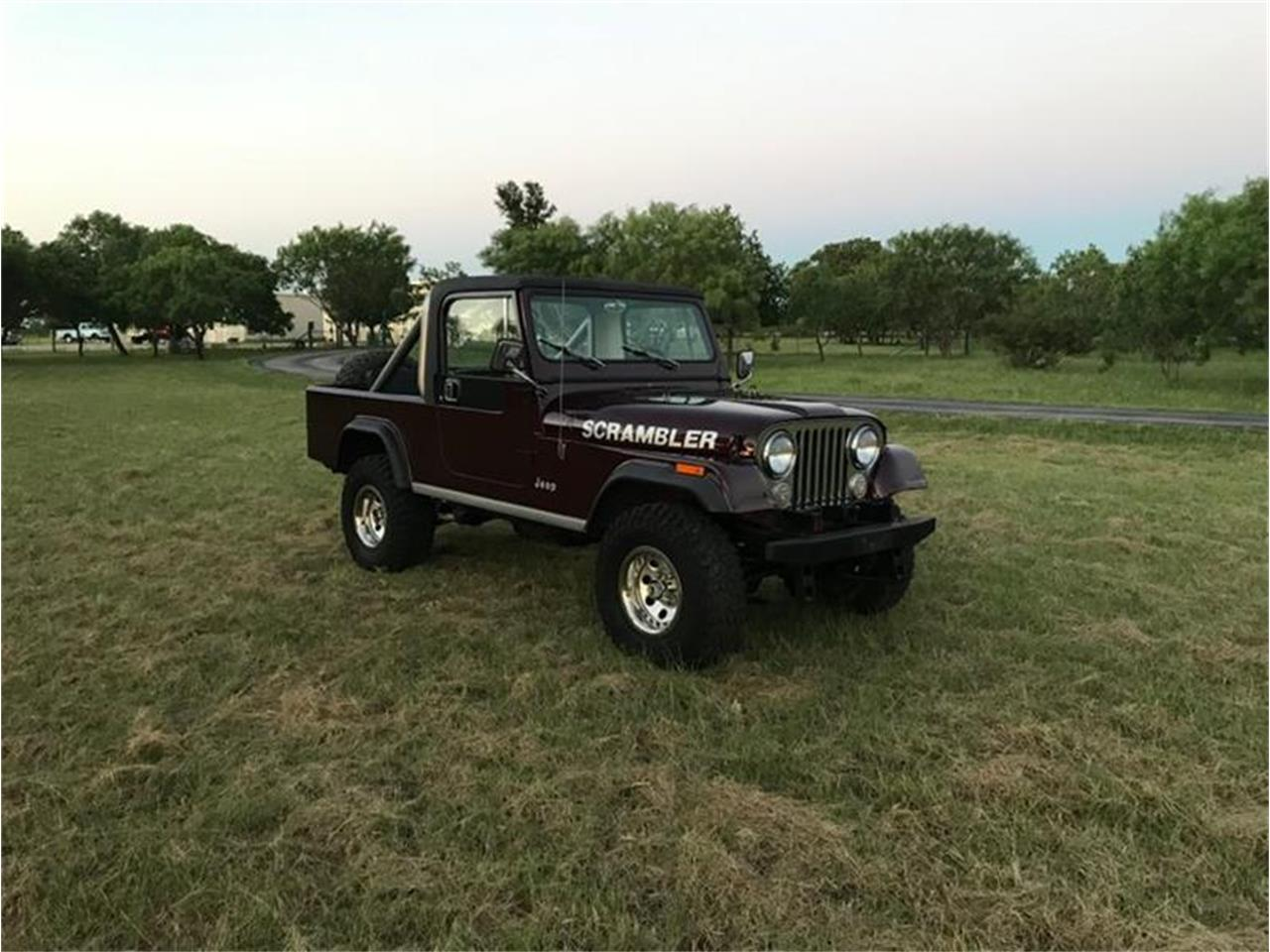 Large Picture of '81 CJ8 Scrambler - QAN4