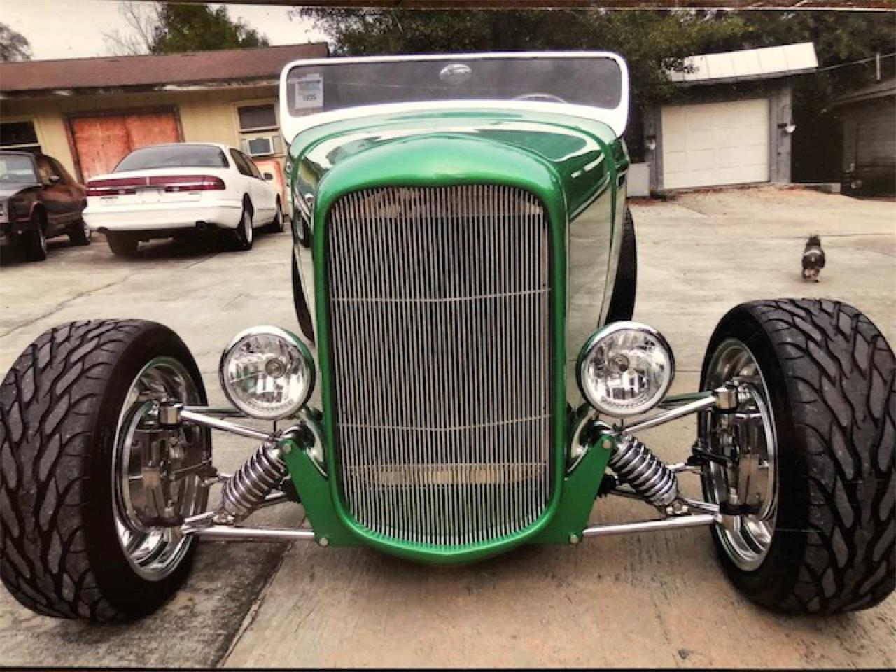 Large Picture of Classic 1932 Roadster located in Harvey Louisiana Auction Vehicle - QANA