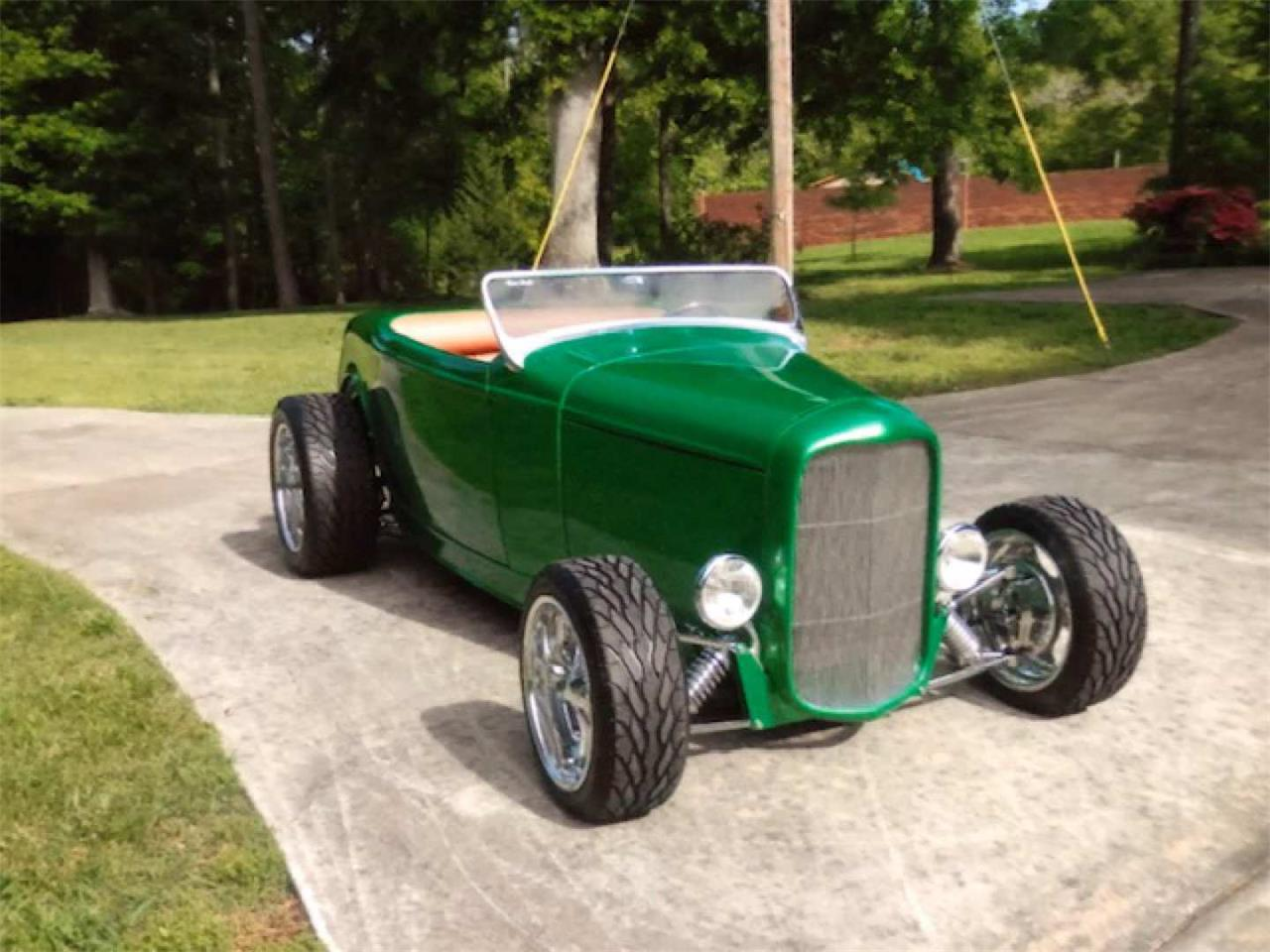 Large Picture of 1932 Ford Roadster located in Harvey Louisiana Offered by Vicari Auction - QANA
