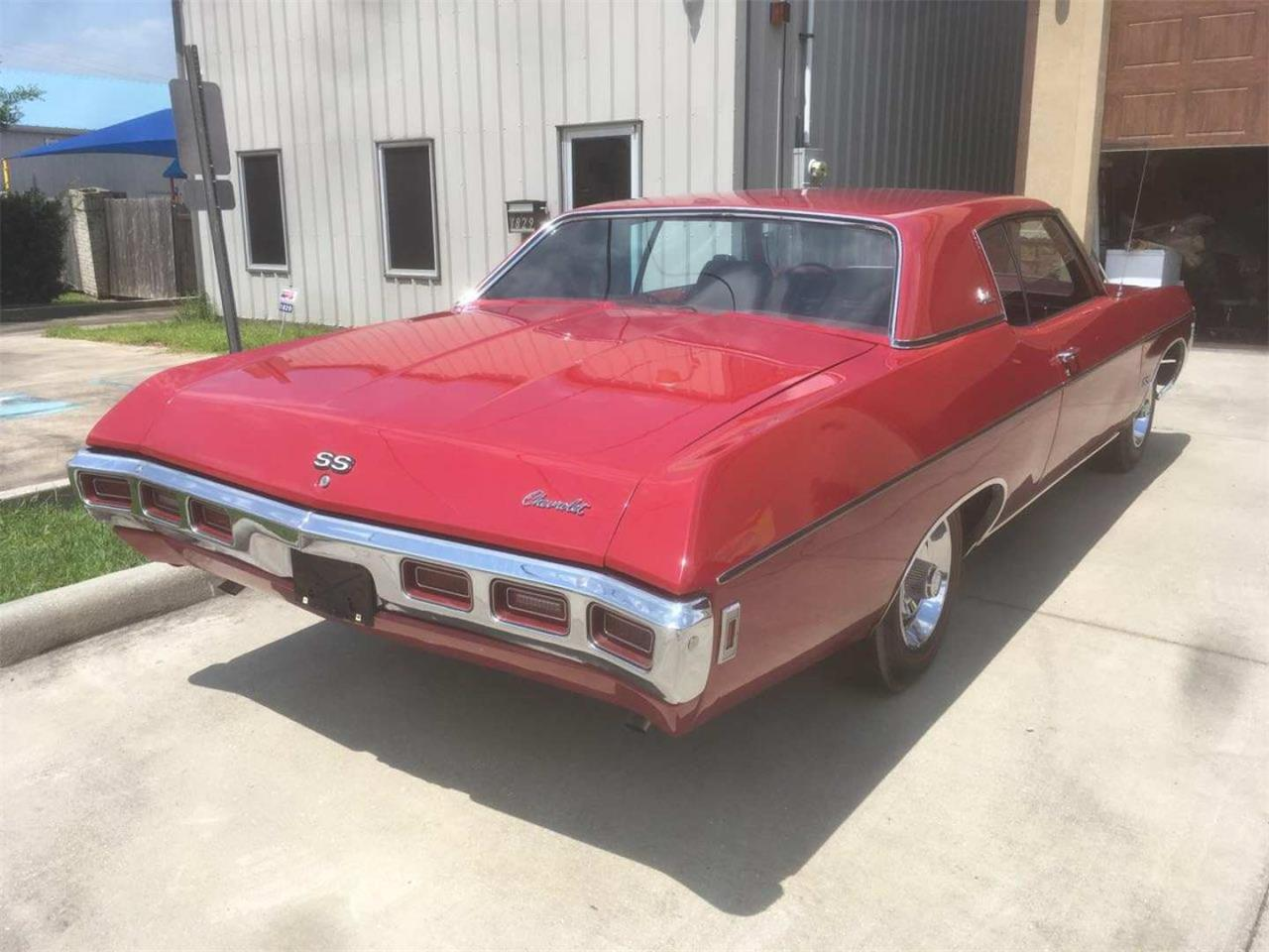 Large Picture of '69 Impala Auction Vehicle Offered by Vicari Auction - QANC