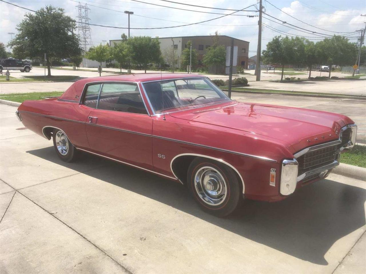 Large Picture of Classic 1969 Chevrolet Impala located in Harvey Louisiana Offered by Vicari Auction - QANC