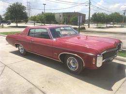 Picture of Classic '69 Impala located in Harvey Louisiana Auction Vehicle Offered by Vicari Auction - QANC