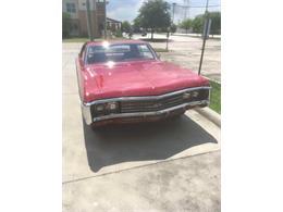 Picture of 1969 Chevrolet Impala Auction Vehicle - QANC