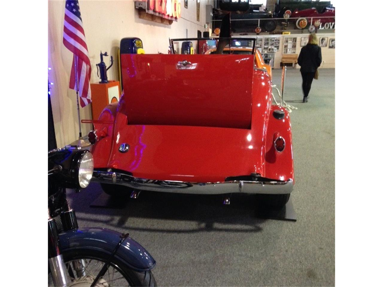 Large Picture of '35 Roadster - Q5VY