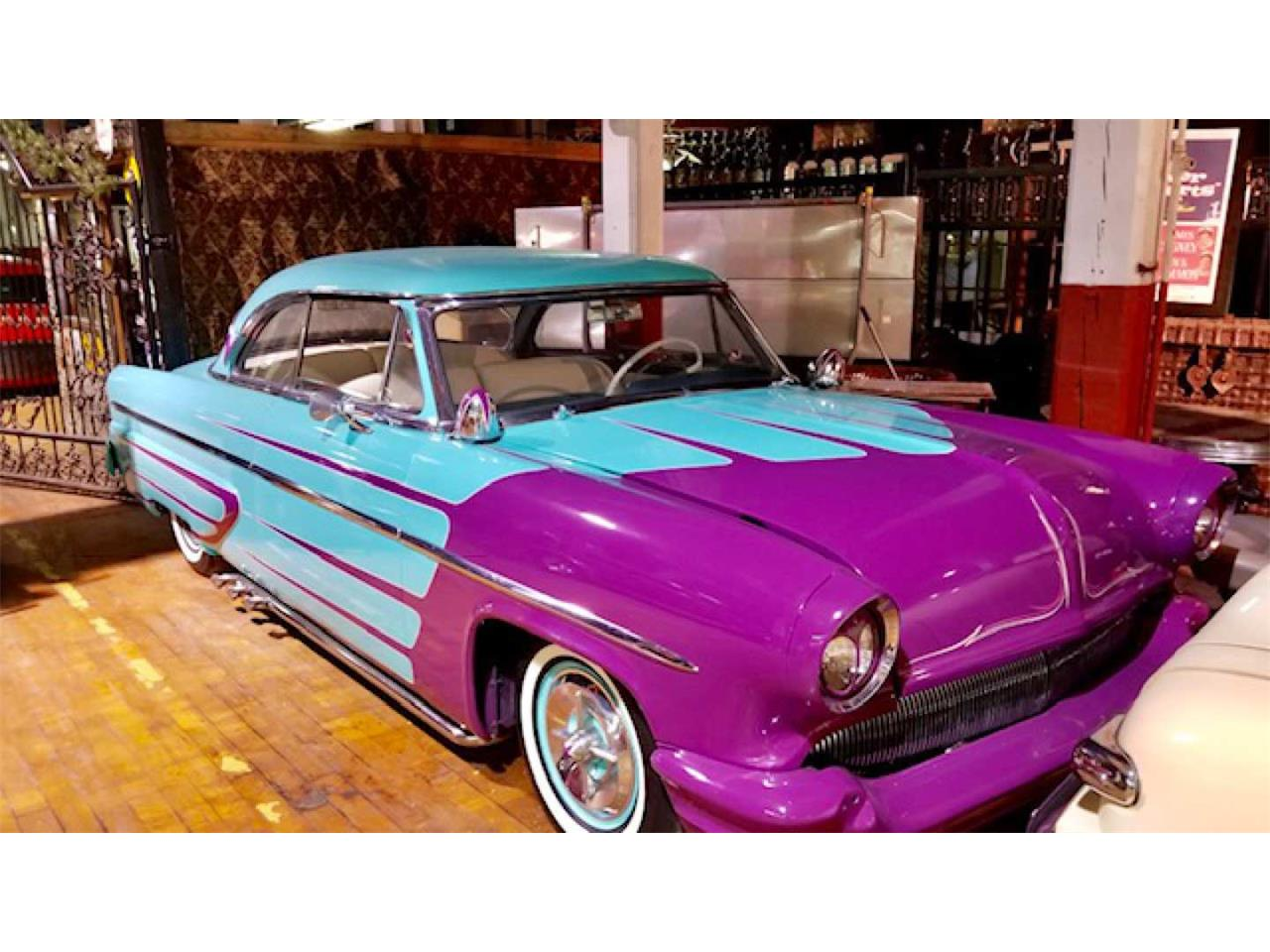 Large Picture of Classic '55 Mercury Montclair located in Harvey Louisiana Offered by Vicari Auction - QANH