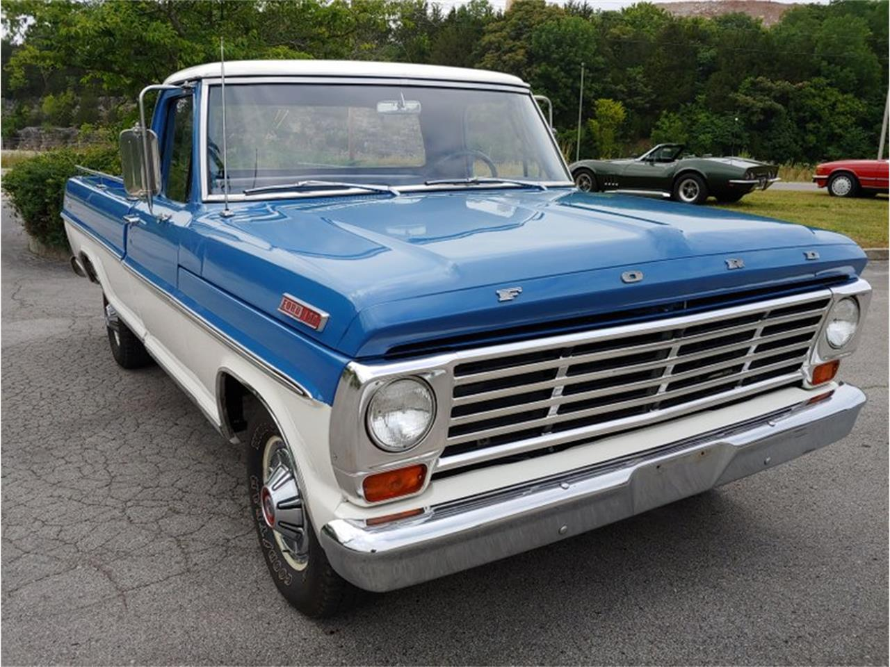Large Picture of 1967 Ford F100 - QANN