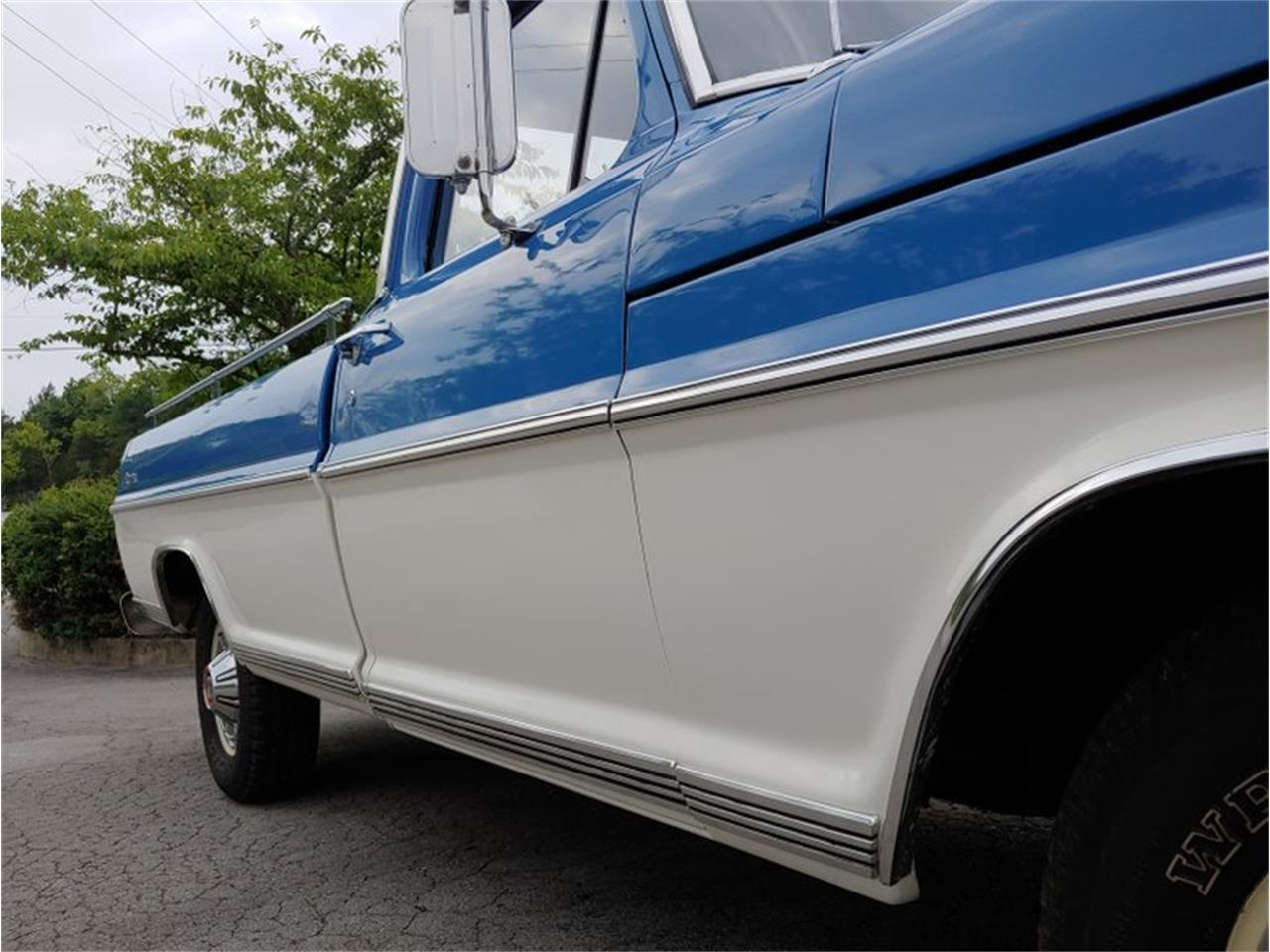 Large Picture of Classic '67 F100 located in Cookeville Tennessee - QANN