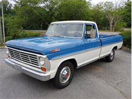 Picture of 1967 F100 located in Cookeville Tennessee - QANN