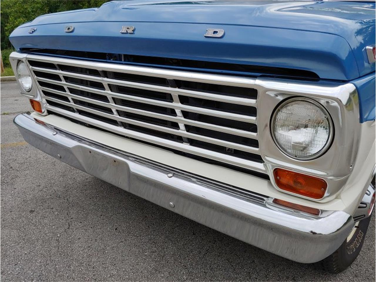 Large Picture of Classic '67 Ford F100 - QANN