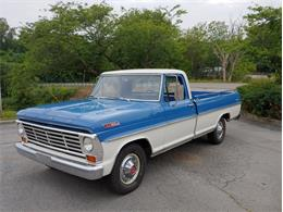 Picture of Classic '67 F100 located in Cookeville Tennessee Offered by Vintage Planet - QANN