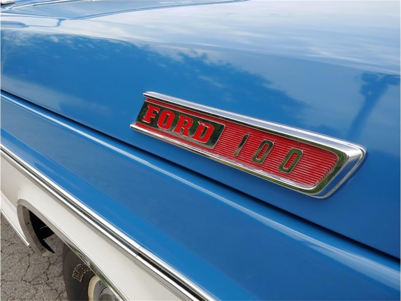 Large Picture of 1967 F100 located in Tennessee - $17,200.00 - QANN