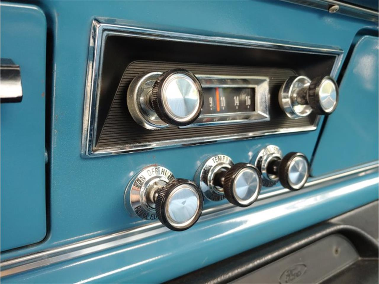 Large Picture of Classic 1967 Ford F100 located in Cookeville Tennessee - $17,200.00 - QANN