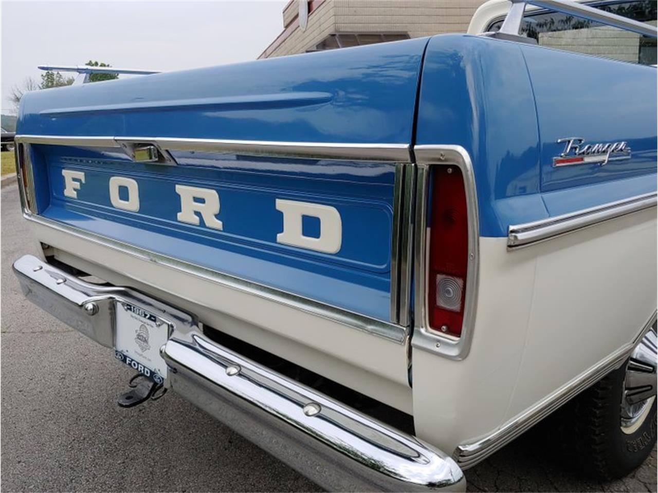 Large Picture of Classic '67 F100 - $17,200.00 - QANN