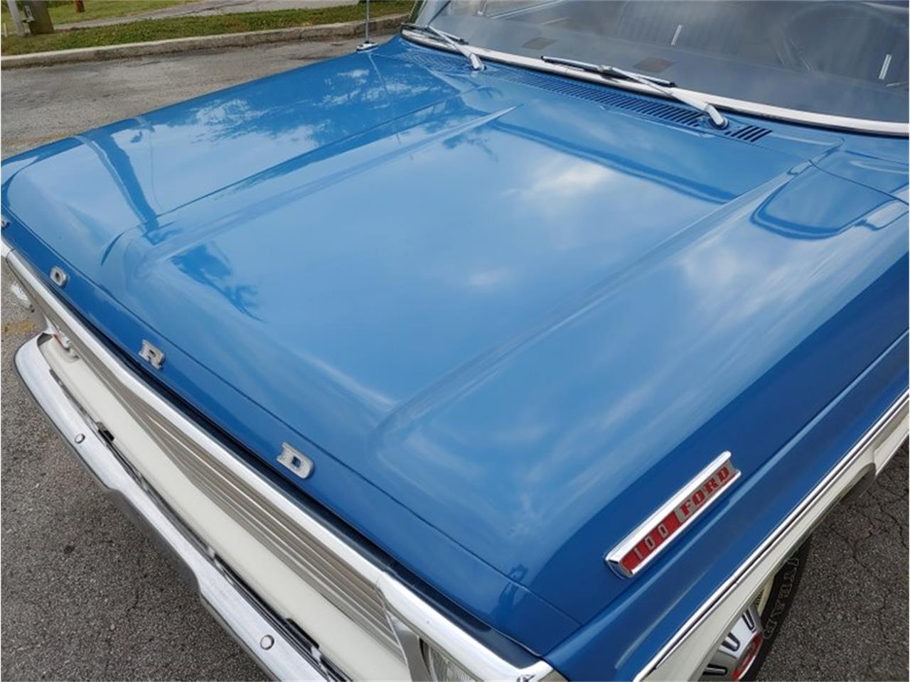 Large Picture of Classic 1967 F100 - $17,200.00 - QANN