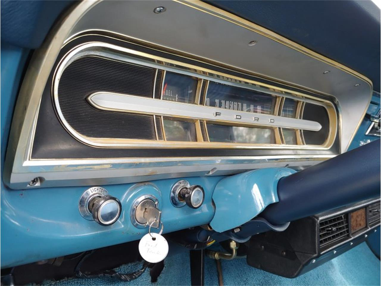 Large Picture of '67 F100 - $17,200.00 - QANN