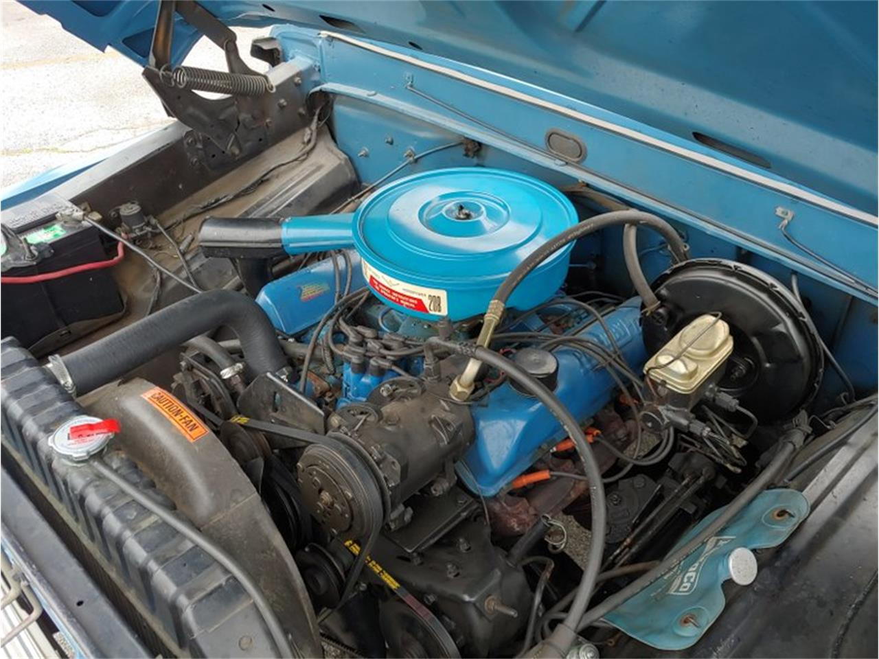 Large Picture of 1967 Ford F100 located in Cookeville Tennessee Offered by Vintage Planet - QANN