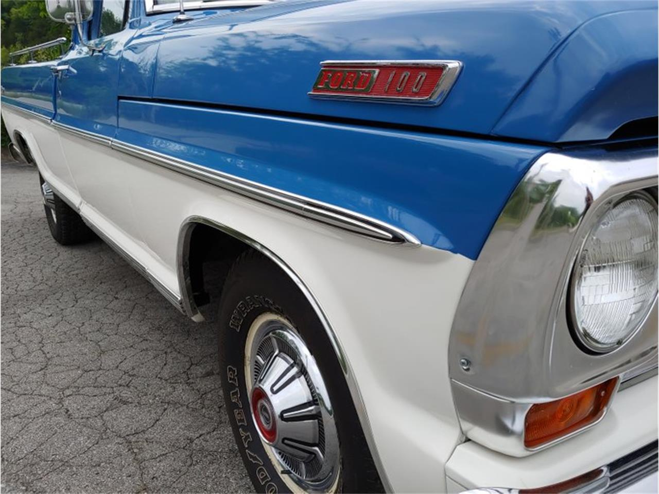 Large Picture of '67 F100 located in Cookeville Tennessee - $17,200.00 Offered by Vintage Planet - QANN
