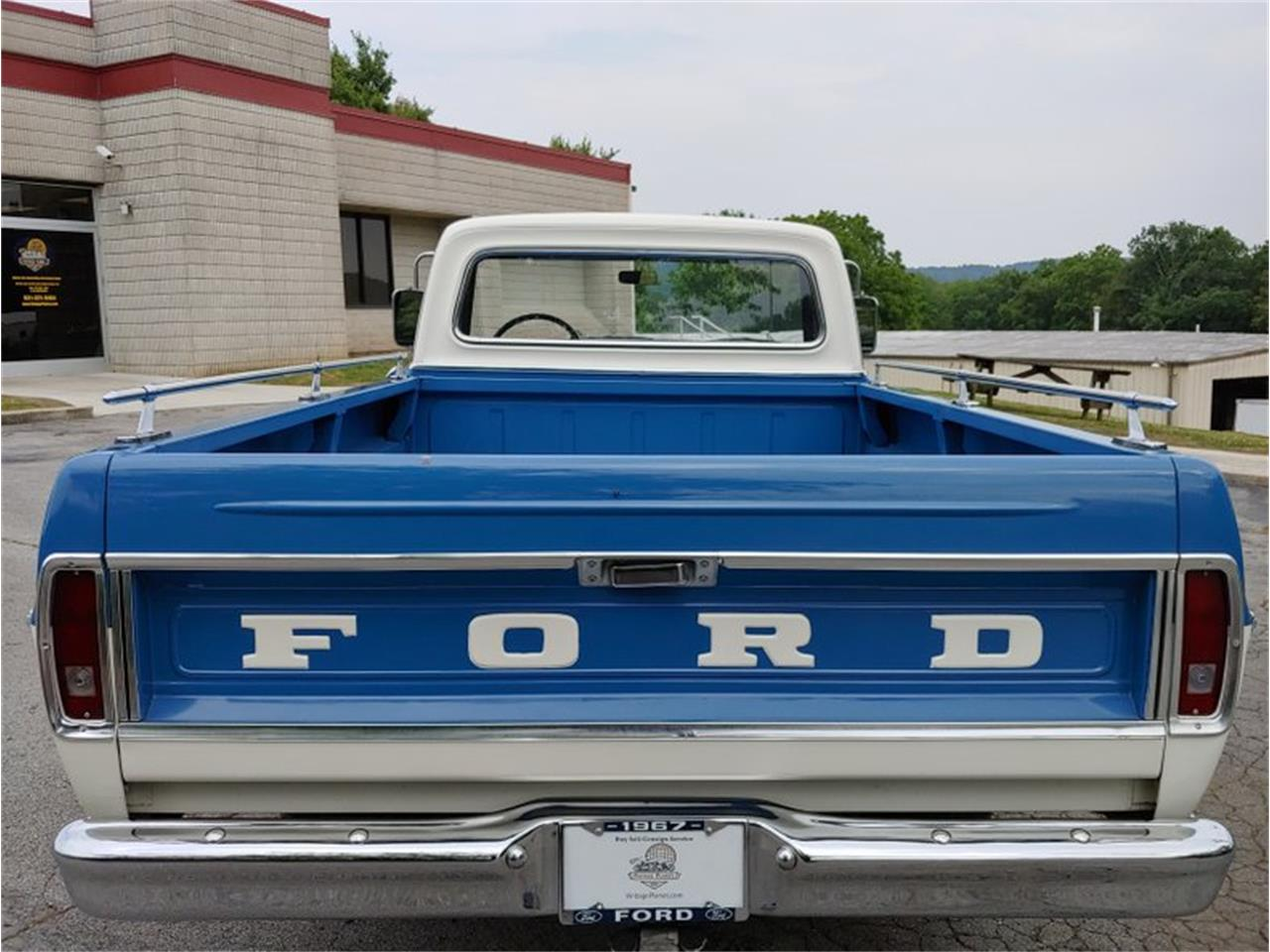 Large Picture of Classic '67 Ford F100 located in Cookeville Tennessee - $17,200.00 - QANN