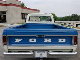 Picture of '67 F100 located in Tennessee - $17,200.00 Offered by Vintage Planet - QANN