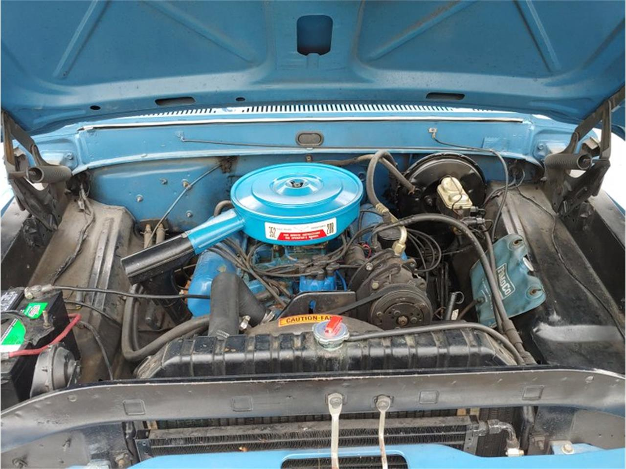 Large Picture of Classic '67 Ford F100 - $17,200.00 Offered by Vintage Planet - QANN