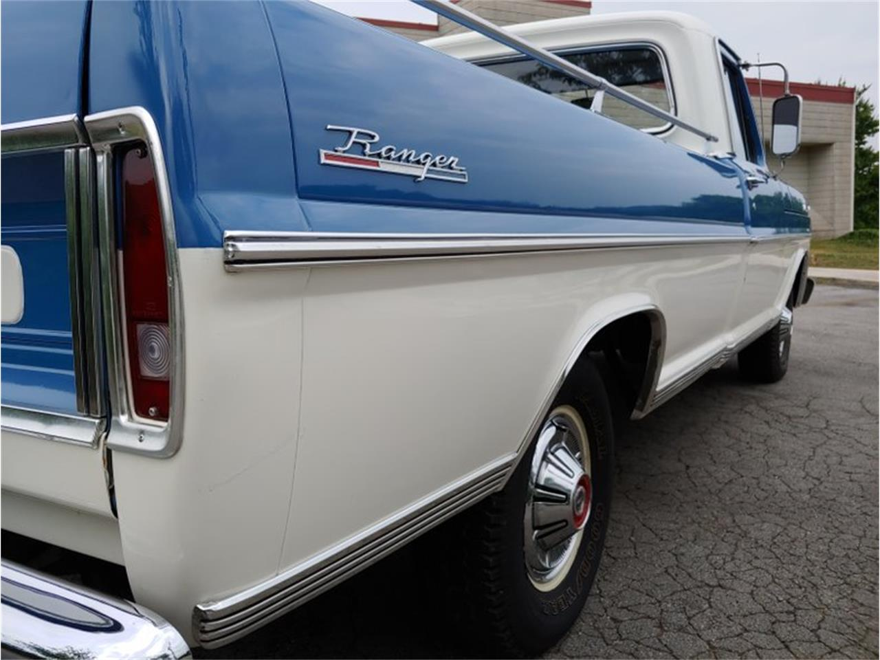 Large Picture of 1967 F100 located in Cookeville Tennessee - QANN