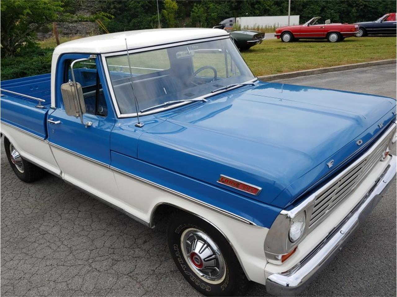 Large Picture of Classic 1967 F100 located in Cookeville Tennessee - $17,200.00 Offered by Vintage Planet - QANN