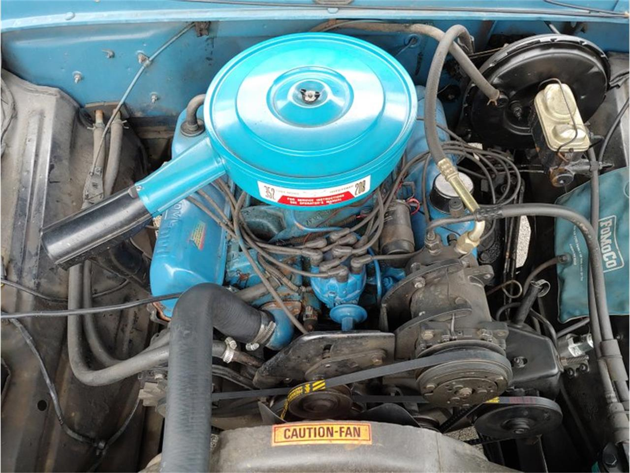 Large Picture of Classic '67 F100 - QANN