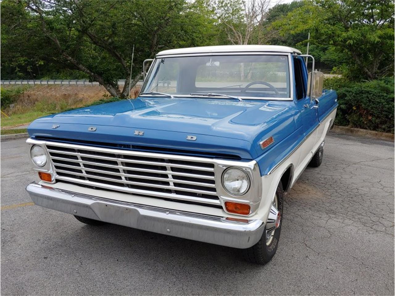 Large Picture of Classic '67 F100 located in Tennessee - QANN