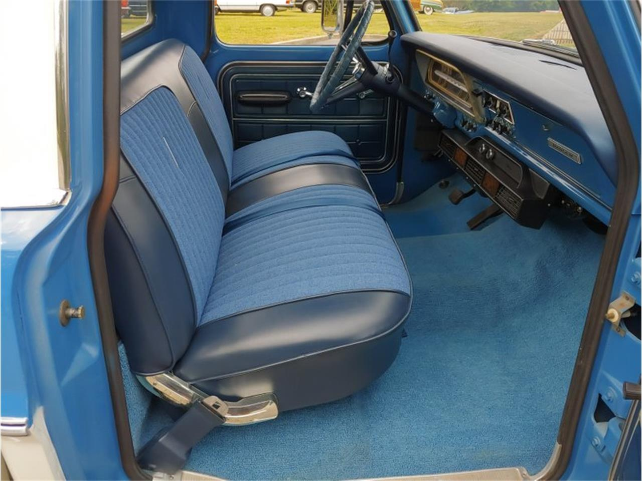 Large Picture of '67 Ford F100 located in Cookeville Tennessee - QANN