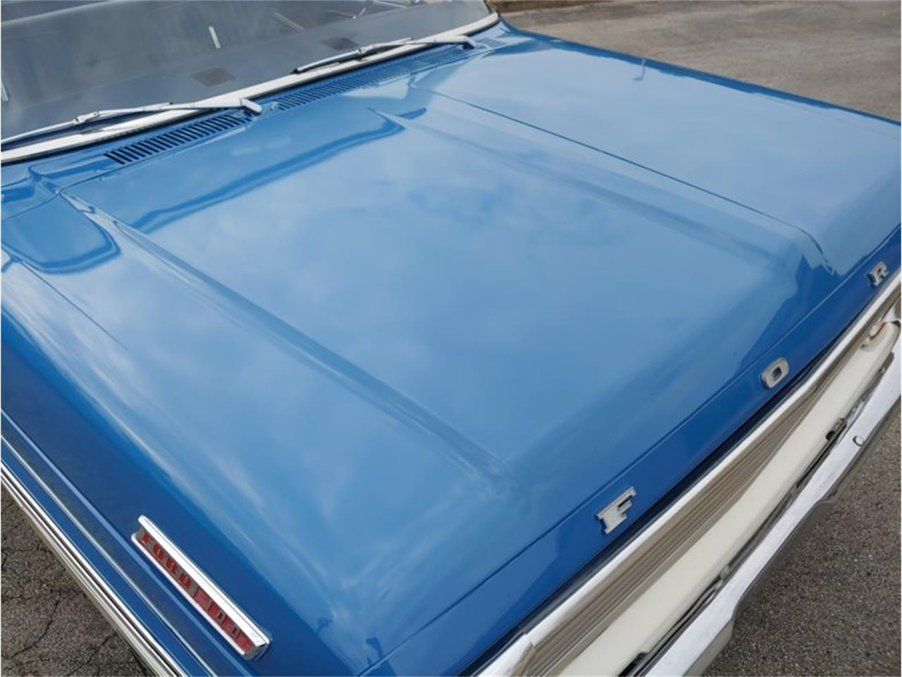 Large Picture of '67 F100 - QANN