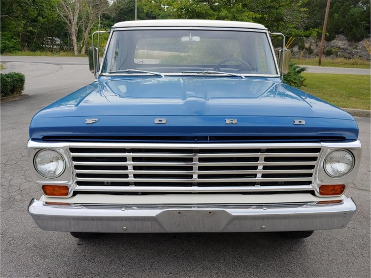 Large Picture of 1967 Ford F100 located in Tennessee - $17,200.00 Offered by Vintage Planet - QANN