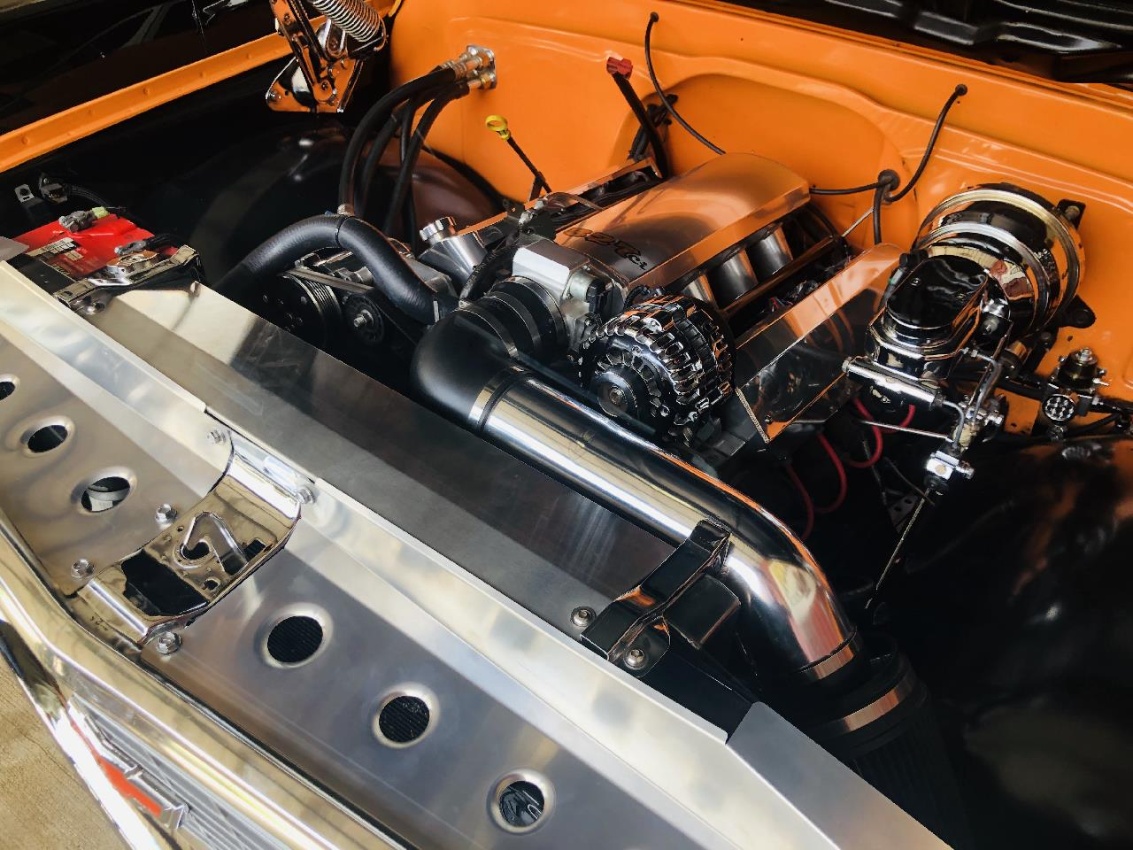 Large Picture of '72 Chevrolet 1/2-Ton Pickup - $35,000.00 Offered by Red Line Auto Sports - QAO1