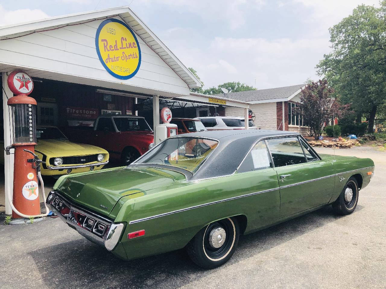 Large Picture of Classic 1972 Dodge Dart located in Oklahoma - $14,900.00 - QAO3