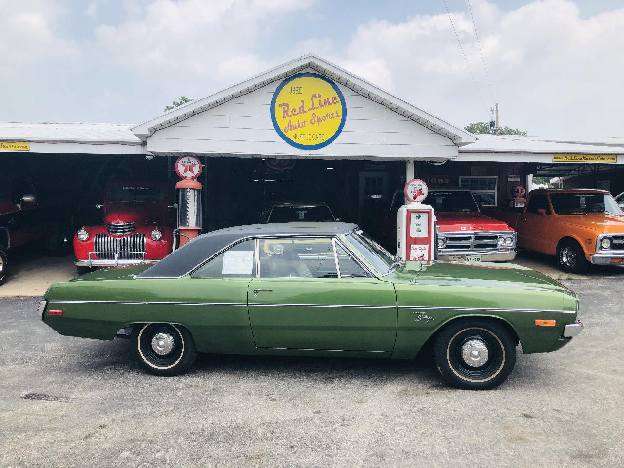 Large Picture of '72 Dodge Dart - QAO3