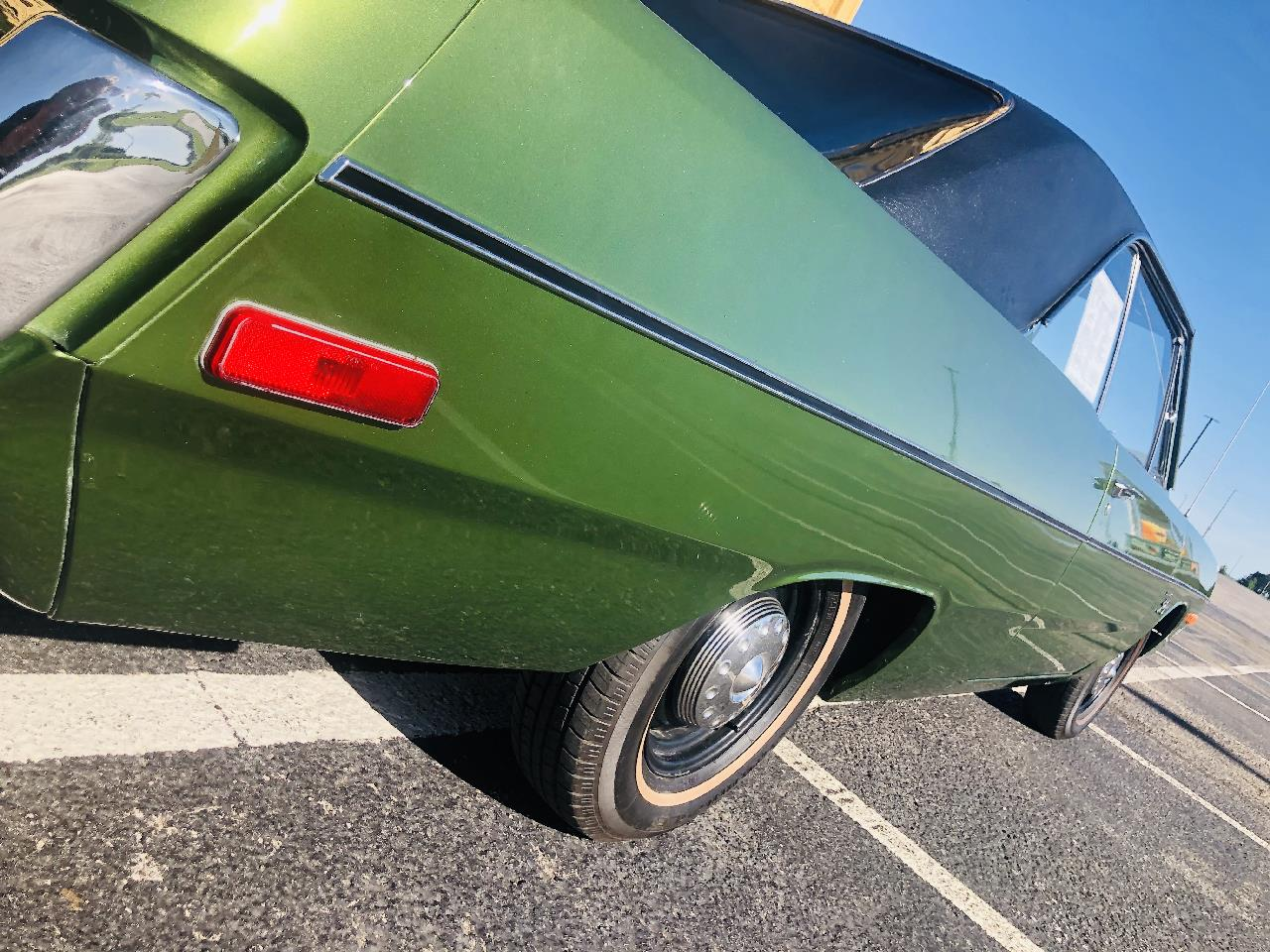 Large Picture of Classic '72 Dart located in Wilson Oklahoma Offered by Red Line Auto Sports - QAO3