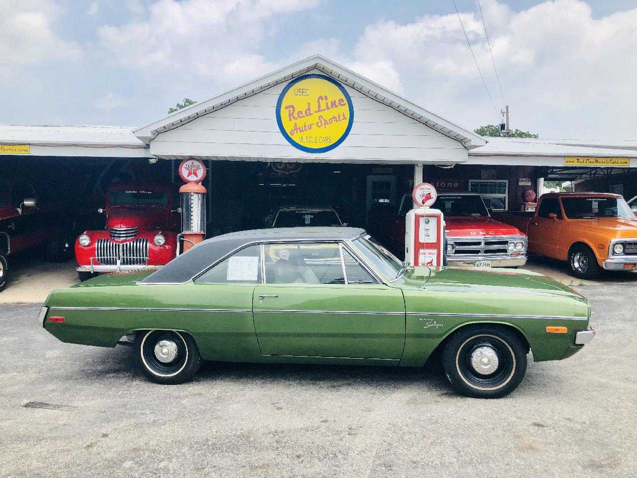Large Picture of 1972 Dodge Dart located in Wilson Oklahoma - QAO3