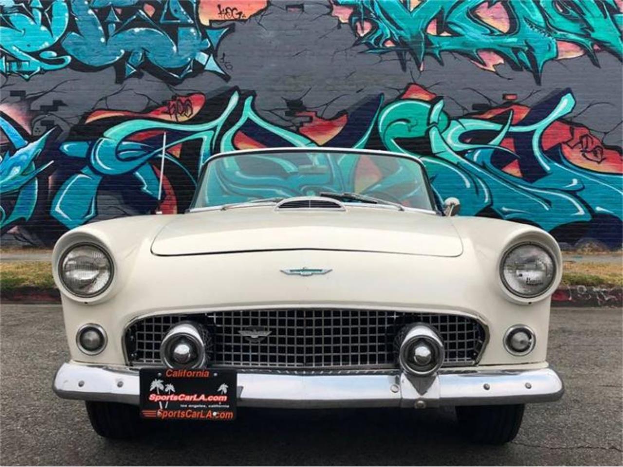 Large Picture of '55 Thunderbird - Q5ET