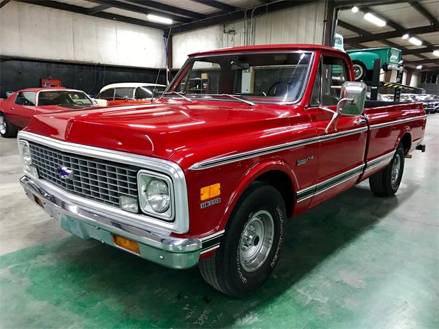 Picture of '72 C10 - QAOU