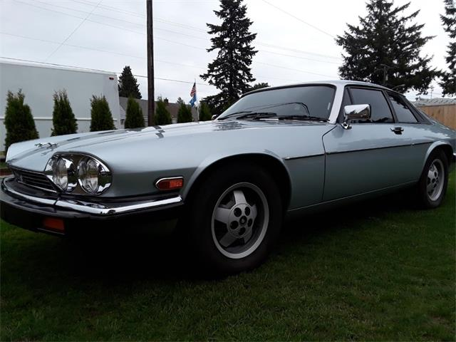 Picture of '88 Jaguar XJS located in Washington Auction Vehicle - Q5W4