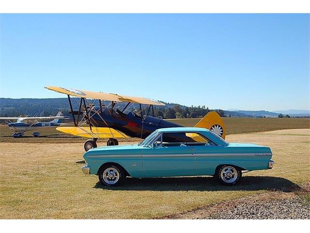 Picture of '65 Ford Falcon Futura located in Lyons Oregon - $22,000.00 Offered by a Private Seller - QAPC