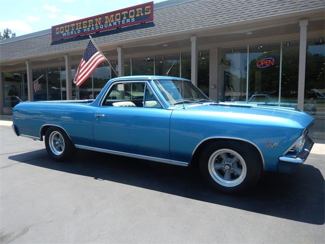 Picture of '66 El Camino - QAPU