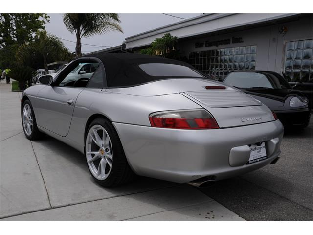Picture of '03 911 Carrera 4 Cabriolet - QAQ5