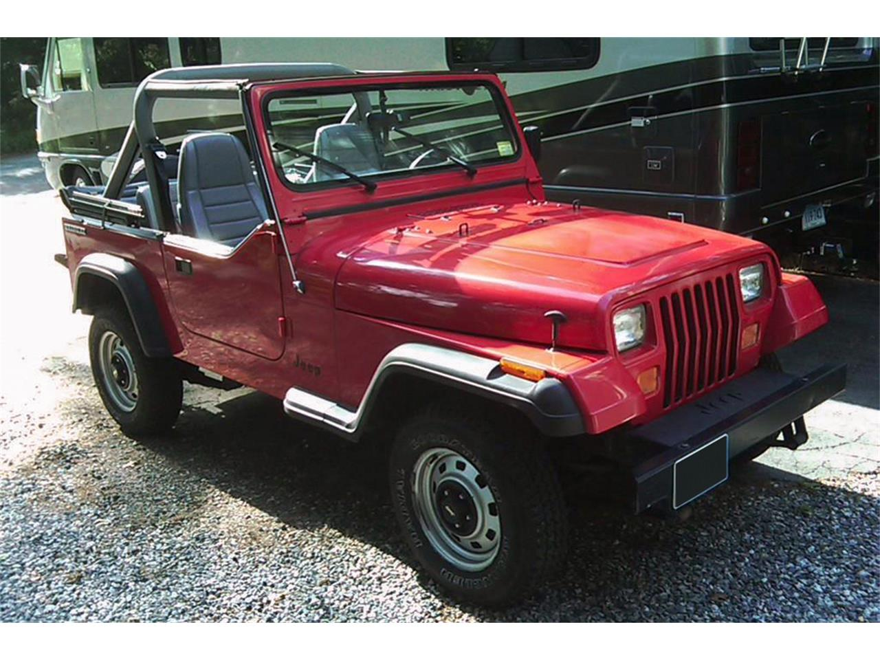 Large Picture of '89 Wrangler - QAQ7